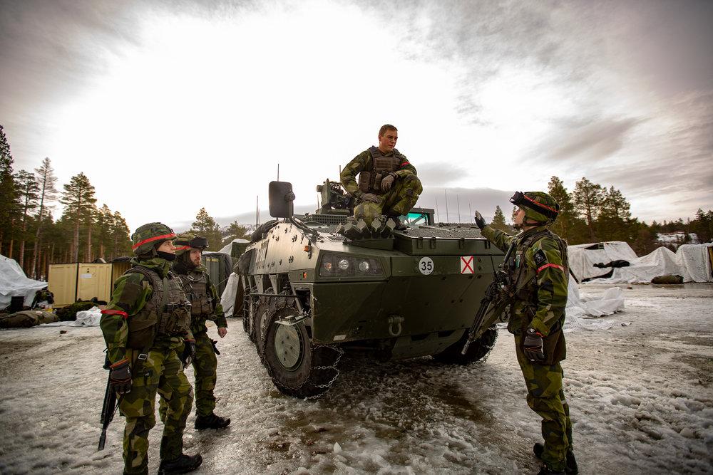 北約組織展開自冷戰結束以來最大規模軍演。圖片來源:NATO/Flickr