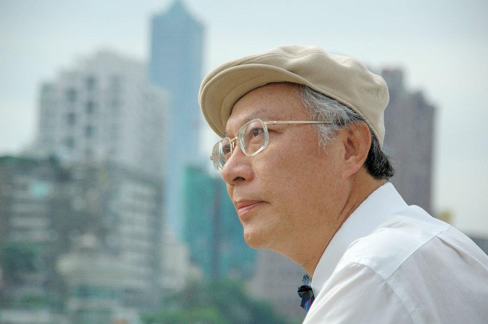 陳永興炮轟中華奧會主席林鴻道聽命於中國。圖片來源:安寧照顧基金會