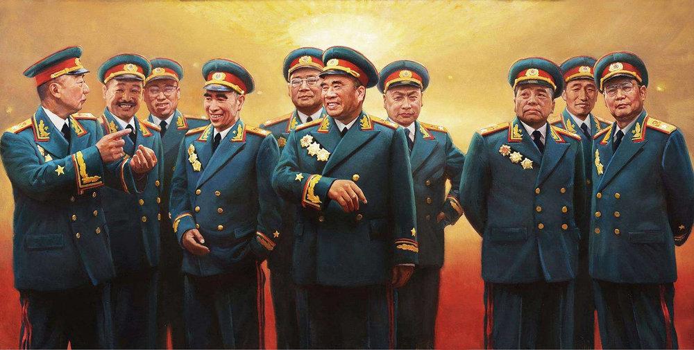 國共內戰時,中共在孟良崮戰役剿滅國民黨「王牌模範師」。圖片來源:搜狐