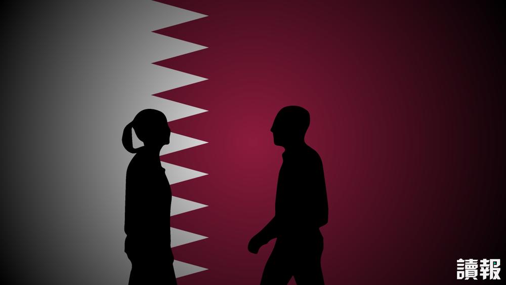 石油輸出國卡達宣布退出OPEC。製圖:美術組