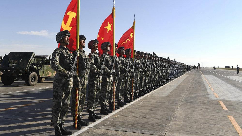 筆者認為,中國已對台發動三項戰爭。圖片來源:中國環球電視網