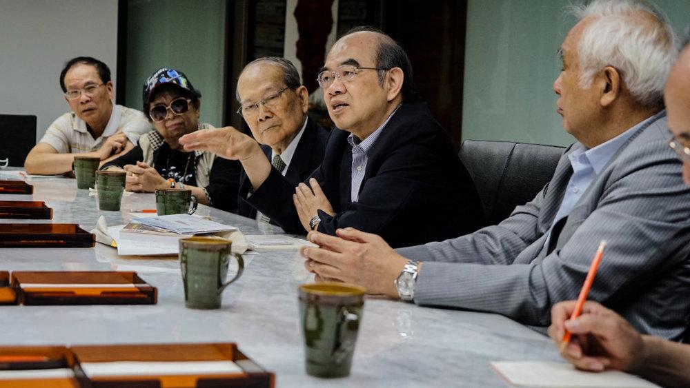 前教育部長吳茂昆遭監察院彈劾通過。圖片提供:國家聯盟