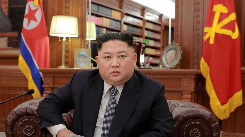 北韓領導人金正恩與中國國家主席習近平在北京再次會面。圖片來源:中國環球電視網