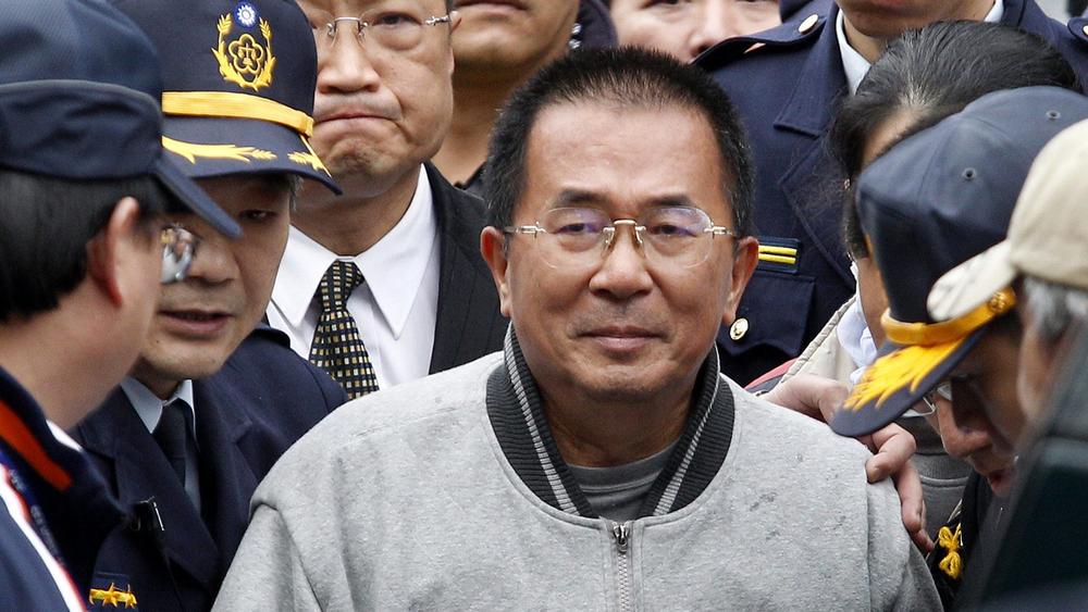 前總統陳水扁就曾遭檢察官以《貪污治罪條例》偵辦。圖片來源:South China Morning Post