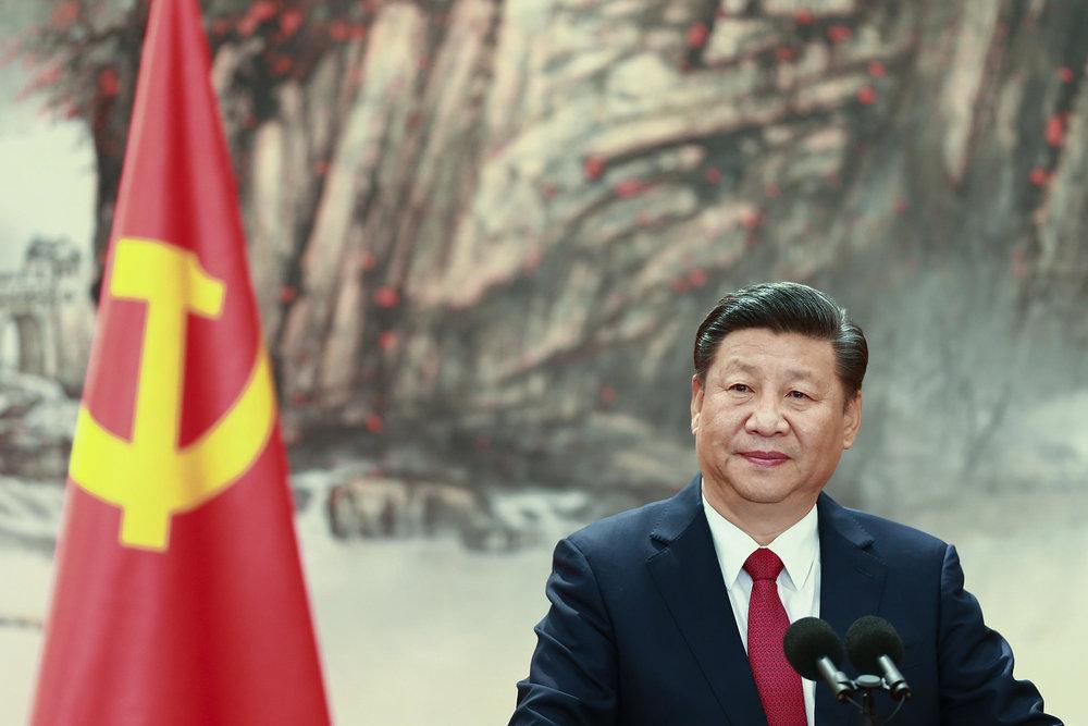 中共總書記習近平今年將面臨七大危機。攝:Lintao Zhang/Getty Images