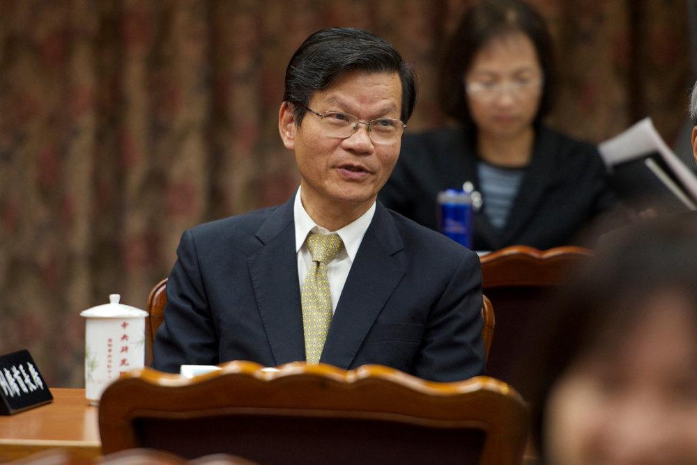 北檢決定不再對前中研院長翁啟惠的浩鼎案上訴。圖片來源:民報