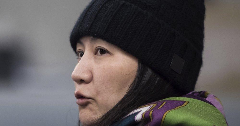 美國正式宣布引渡華為財務長孟晚舟。圖片來源:Associated Press