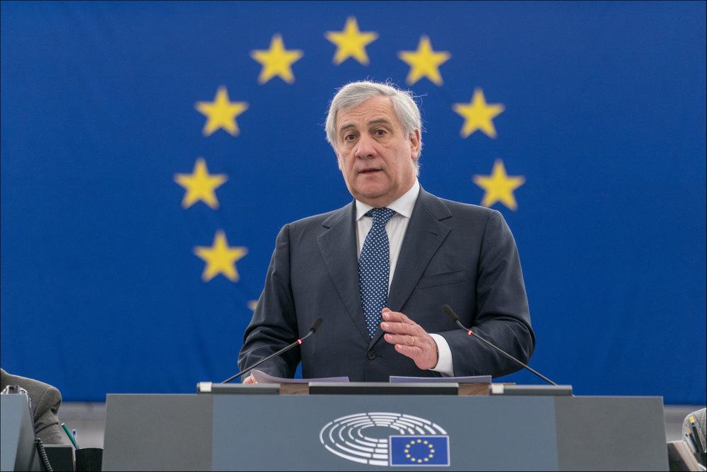 歐洲議會力挺台灣,強調將與台加強合作。圖片來源:European Parliament