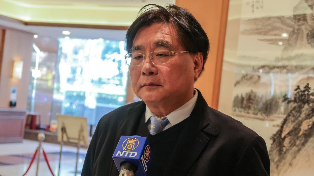 楊憲宏透露,美國很可能在近期,啟動赴中國探視李明哲。攝:周子愉/讀報