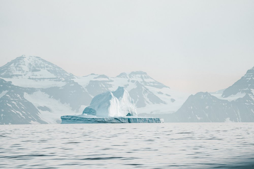 中國邊境從未接近北極圈,卻聲稱自己是「近北極國家」。攝:Annie Spratt/Unsplash