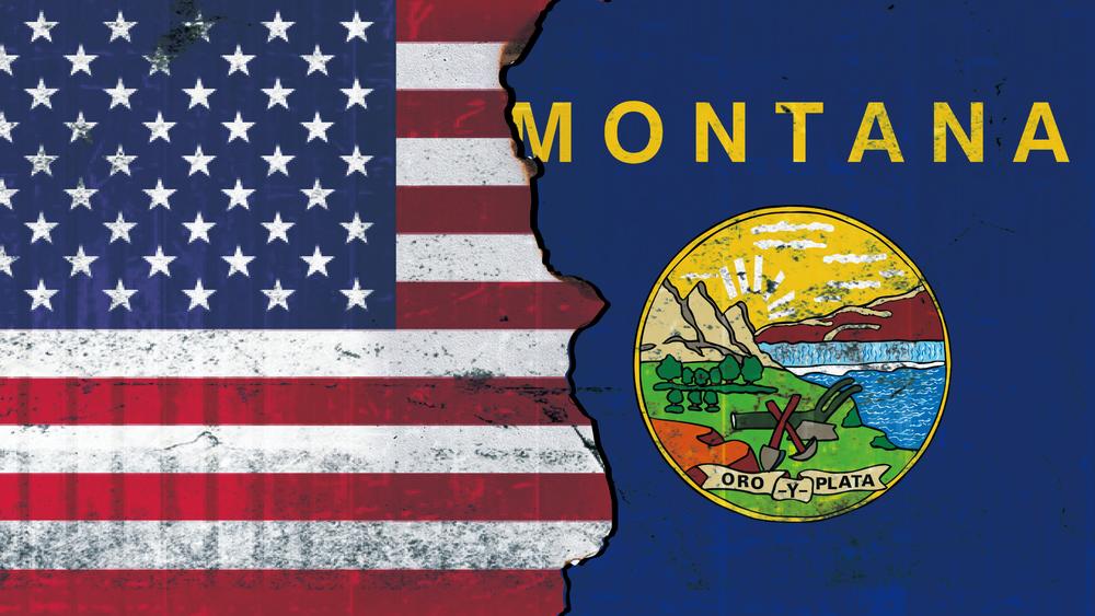 美國民眾發起將蒙大拿州賣給加拿大的網路連署。製圖:美術組