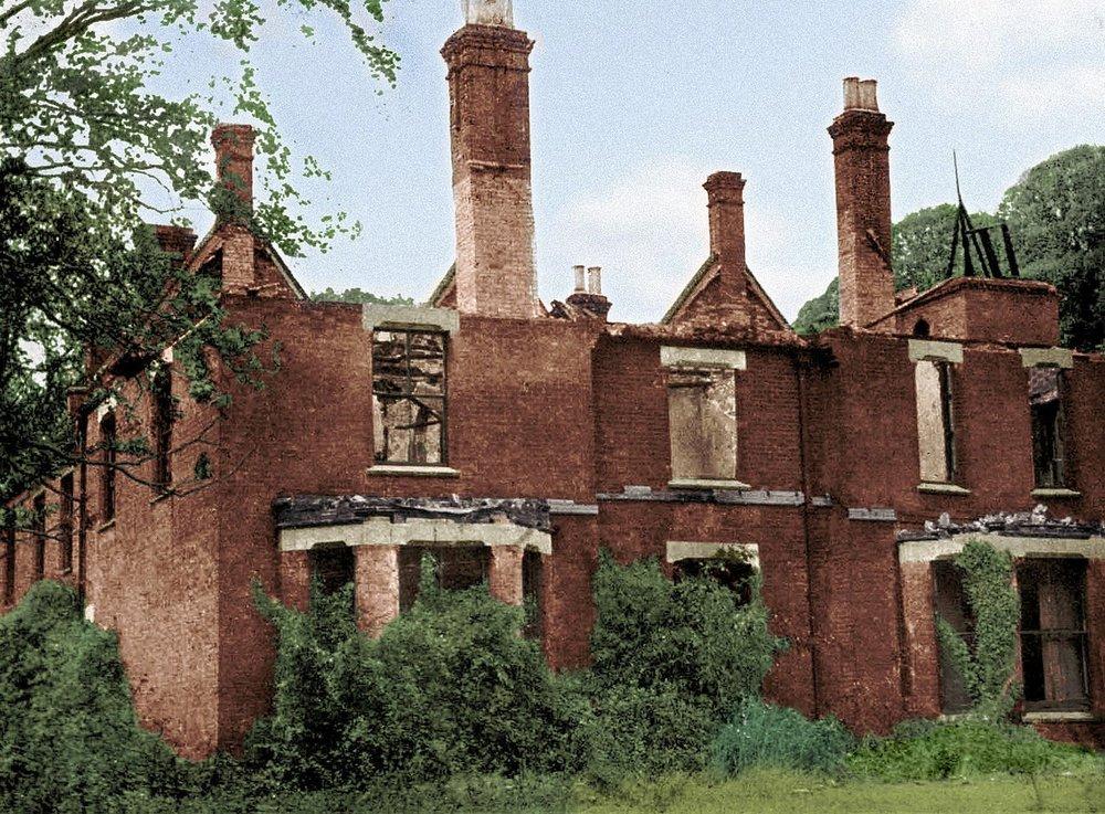 博爾利教區長館。圖片來源:維基共享資源