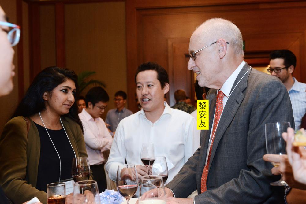美國中國問題學者黎安友傳出將與台北市長柯文哲赴美期間,與柯早餐會。圖片來源:Columbia University