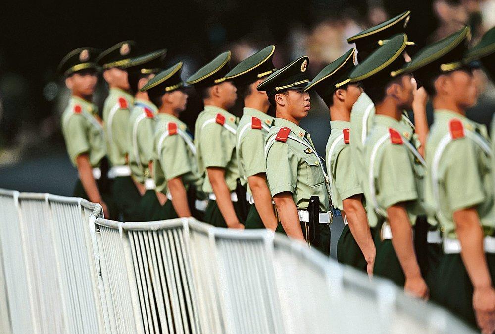 中共「反邪教」機構遭裁撤整併。圖片來源:Getty Images