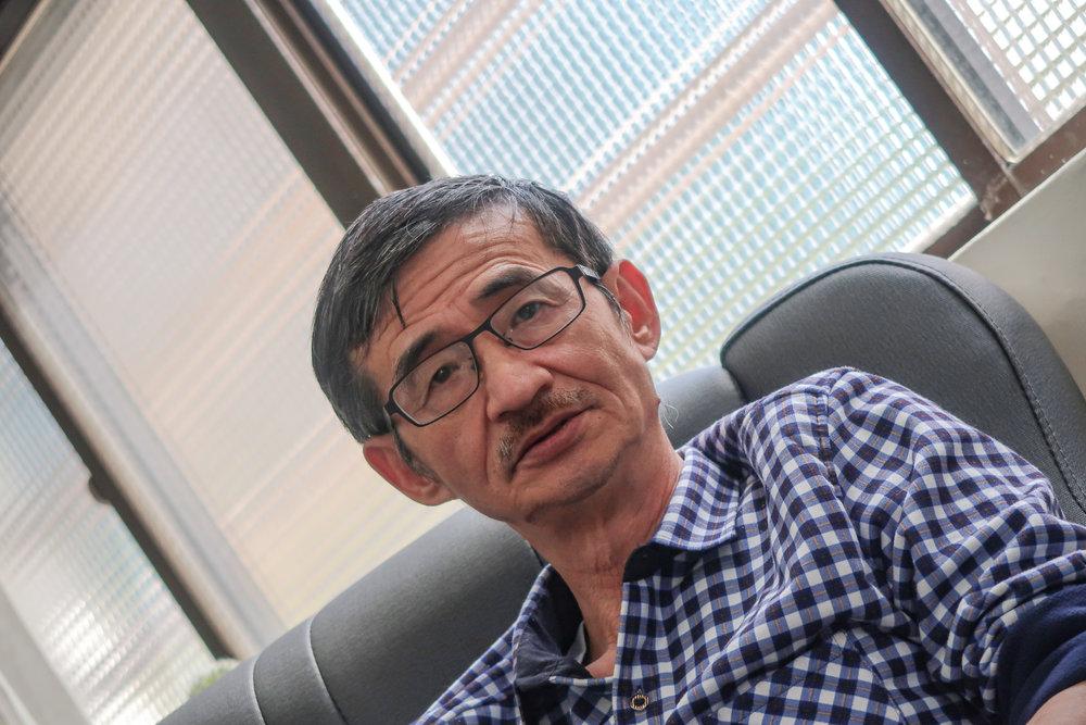 吳祥輝發出公開信,希望AIT「注意」柯文哲涉及違反國際人權與美國法律等行為。攝:周子愉/Facebook