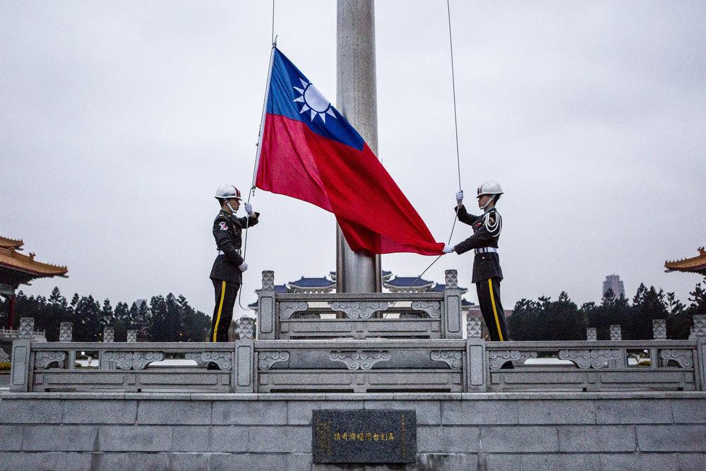 中華民國自1949年敗逃,至今依舊統治台灣。圖片來源:Fortune Media