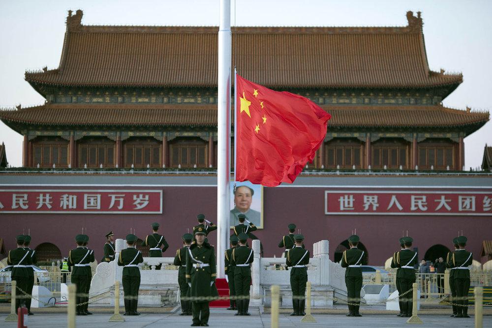 中國在台灣註冊網域推廣統戰政策。攝:Ng Han Guan/Associated Press