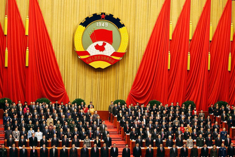 中國提高「維穩」經費,加強對新疆、西藏、廣東的控管。攝:Andy Wong/Associated Press