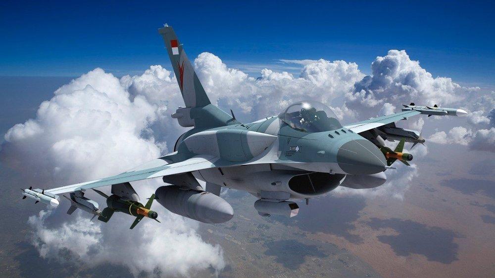 美國近期恐將F-16V售予台灣。圖片來源:Lockheed Martin