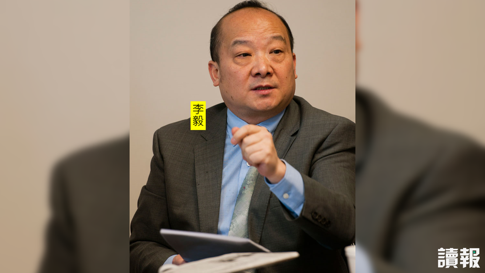 中國人士李毅過去曾主張《反分裂法》的內涵,就是中國在統一台灣後「留島不留人」。製圖:美術組