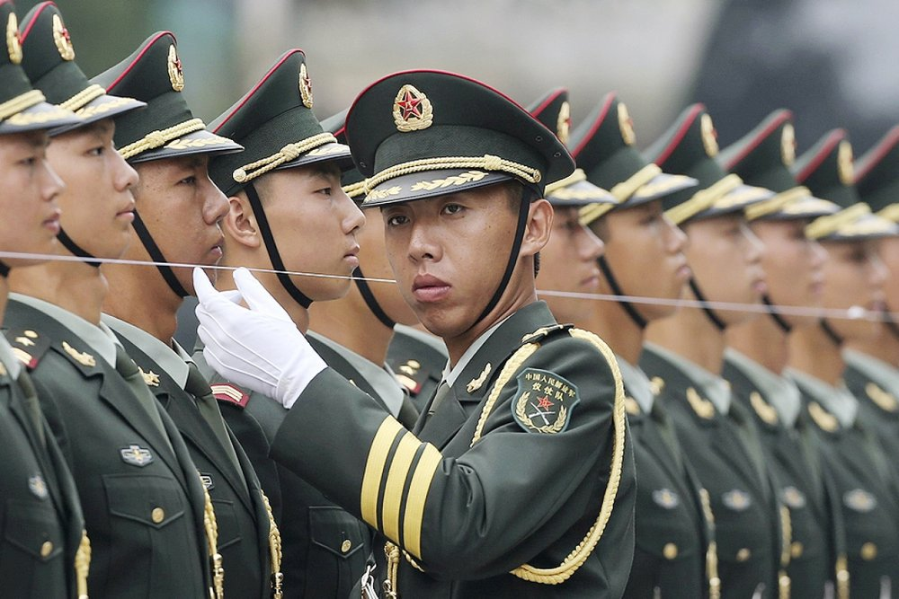 筆者認為,紅色滲透企圖在台灣島內成為「日常」存在的此刻。圖片來源:Reuters