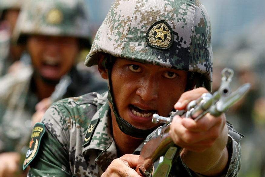 美國媒體《國家利益》認為台灣不會被中國給「黎巴嫩化」。圖片來源:Representative image