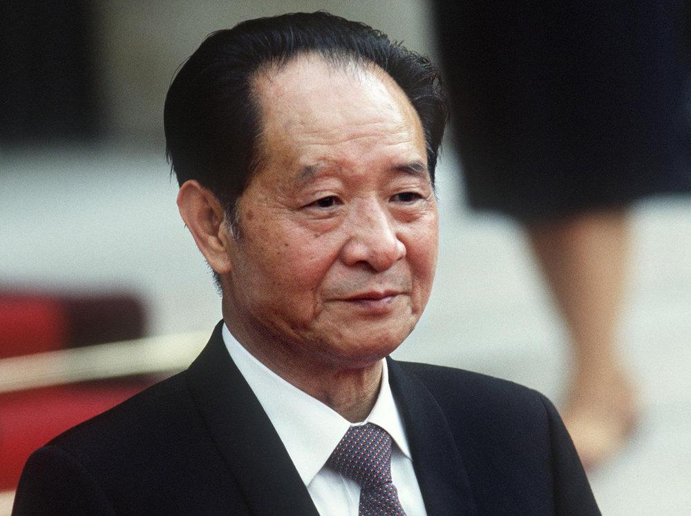 主張民主改革的前中共中央總書記胡耀邦,他的死亡被視為是「八九民運」的導火線。圖片來源:網路
