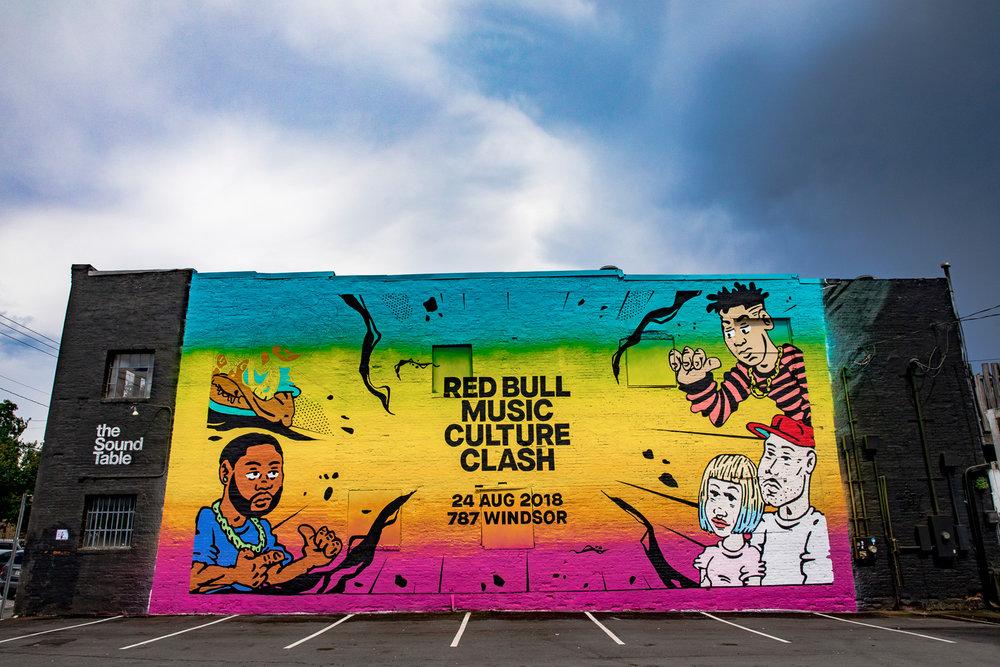 Redbull Culture Clash