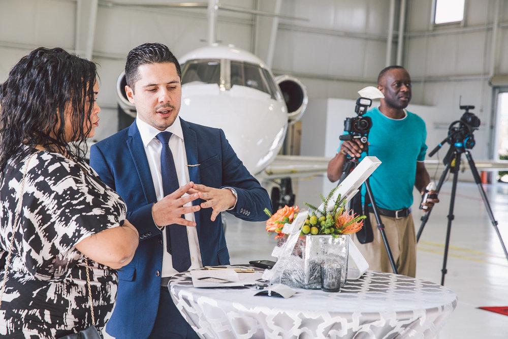 JetSmarter Sales Campaign in Atlanta, GA