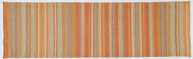 Killim, Anatolian Stripe, pumpkin_preview.jpeg