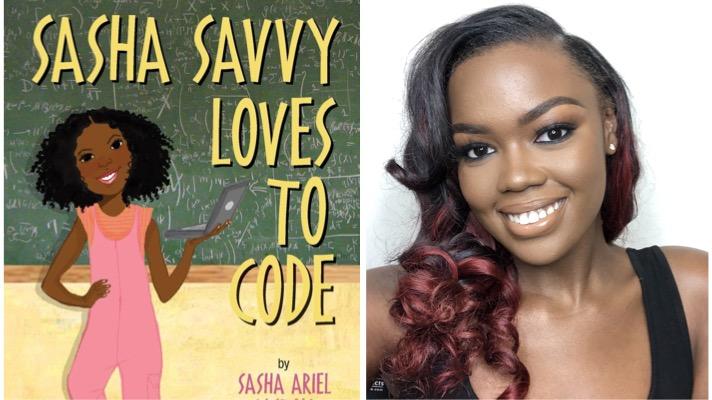 sasha savvy loves to code book