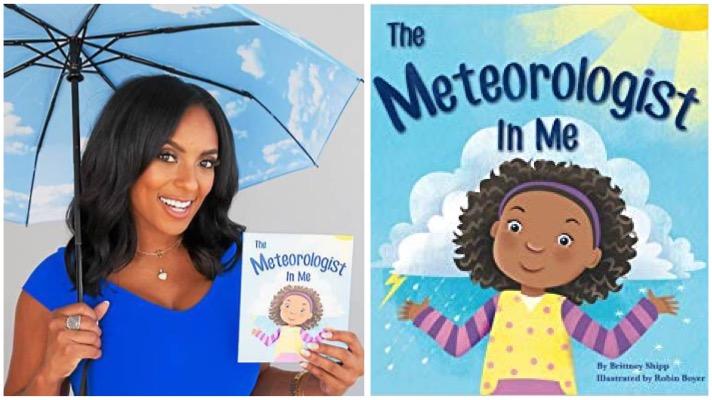 The Meteorologist in me Book black woman in science