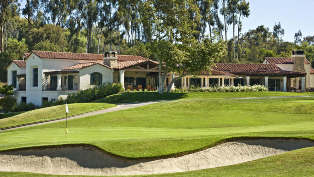 RANCHO SANTA FE  - estates among rolling hills, eucalyptus trees and orange groves plus a private golf club for residents