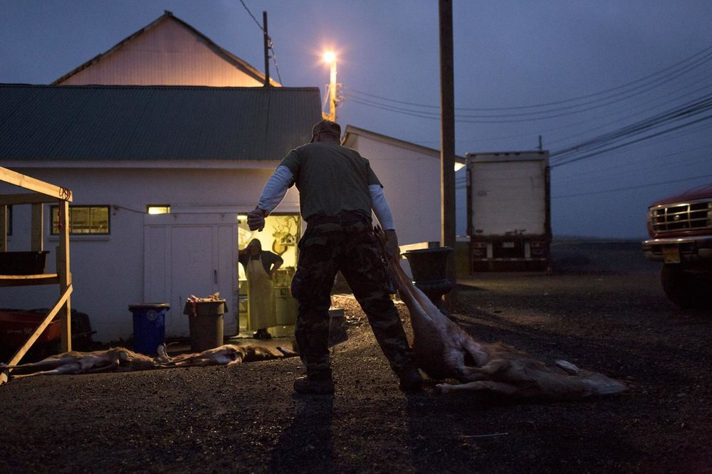 - Deer Hunters Help Feed Those in Need, National Geographic's The Plate