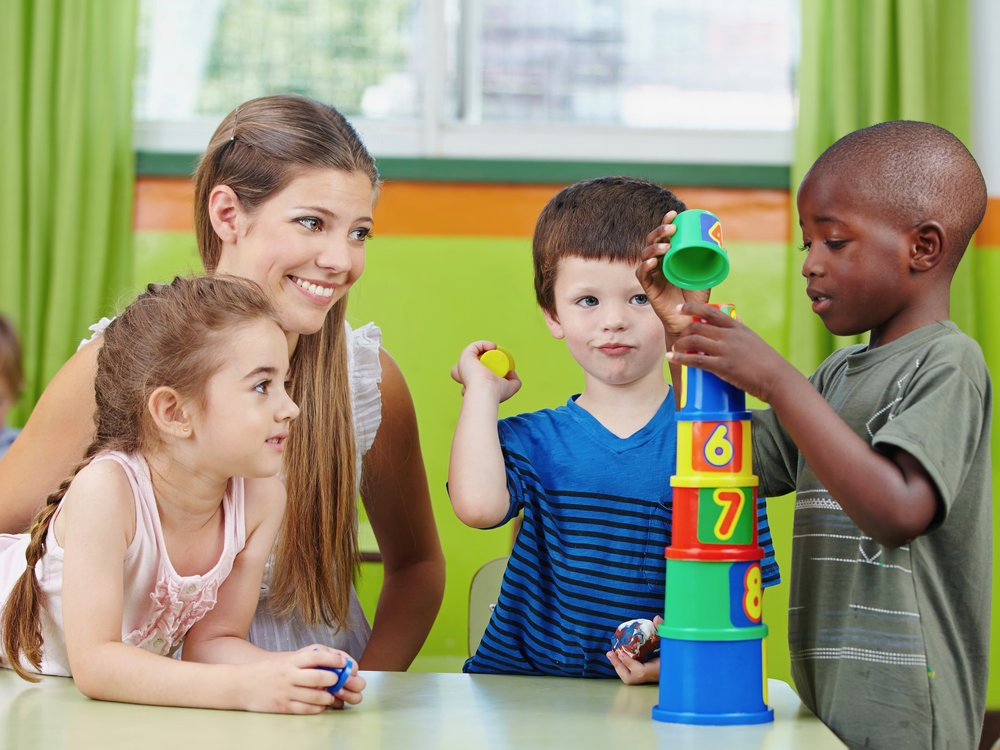 A study shows that Illinois is one of the 10 least-affordable states for the cost of child care. (Shutterstock)