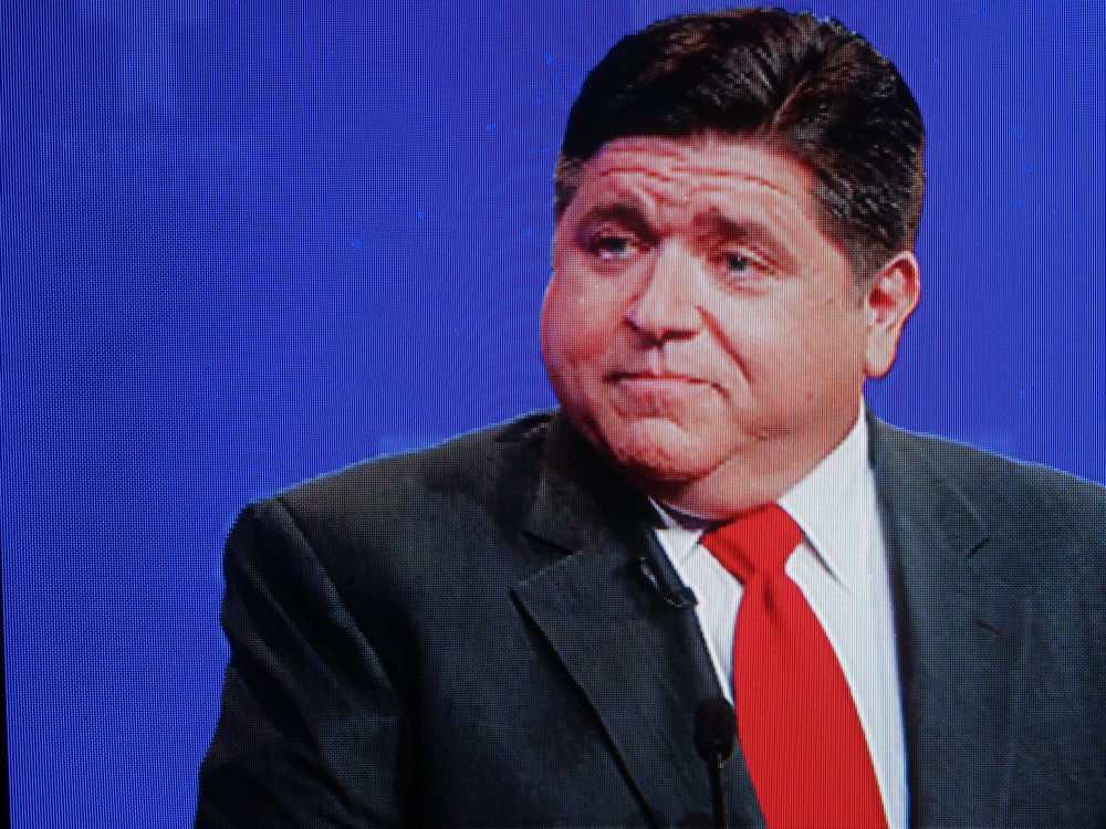 """What have you been doing the last four years? Nothing."" - J.B. Pritzker (WMAQ-TV)"