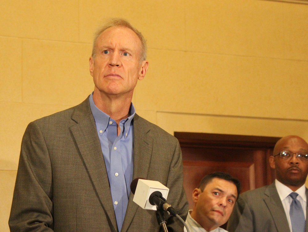 Gov. Bruce Rauner's administration has withheld critical health information on the Sterigenics facilities in Willowbrook and the Illinois Veterans Home in Quincy. (One Illinois/Ted Cox)