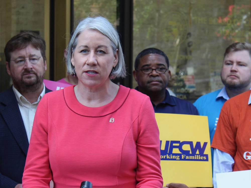 """It is more critical than ever that Illinois is led by a governor who is unequivocal in his support of reproductive rights."" - Jennifer Welch of Planned Parenthood Illinois Action"