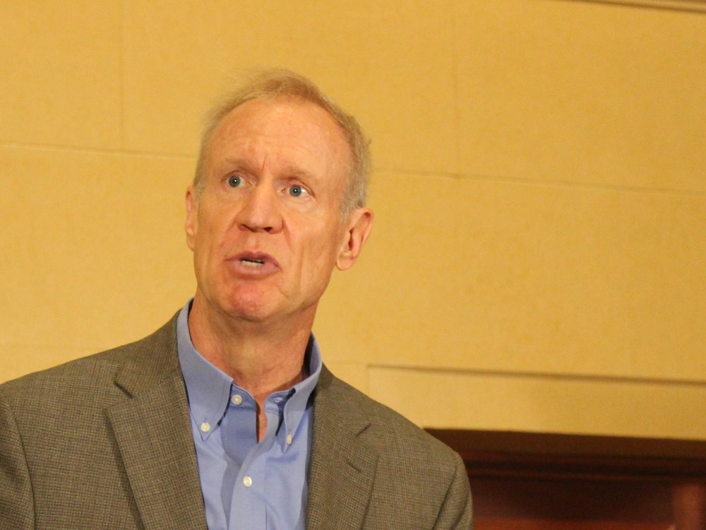 A prominent public workers' union charges that Gov. Rauner is wasting money fighting losing suits as he prepares to leave office. (One Illinois/Ted Cox)