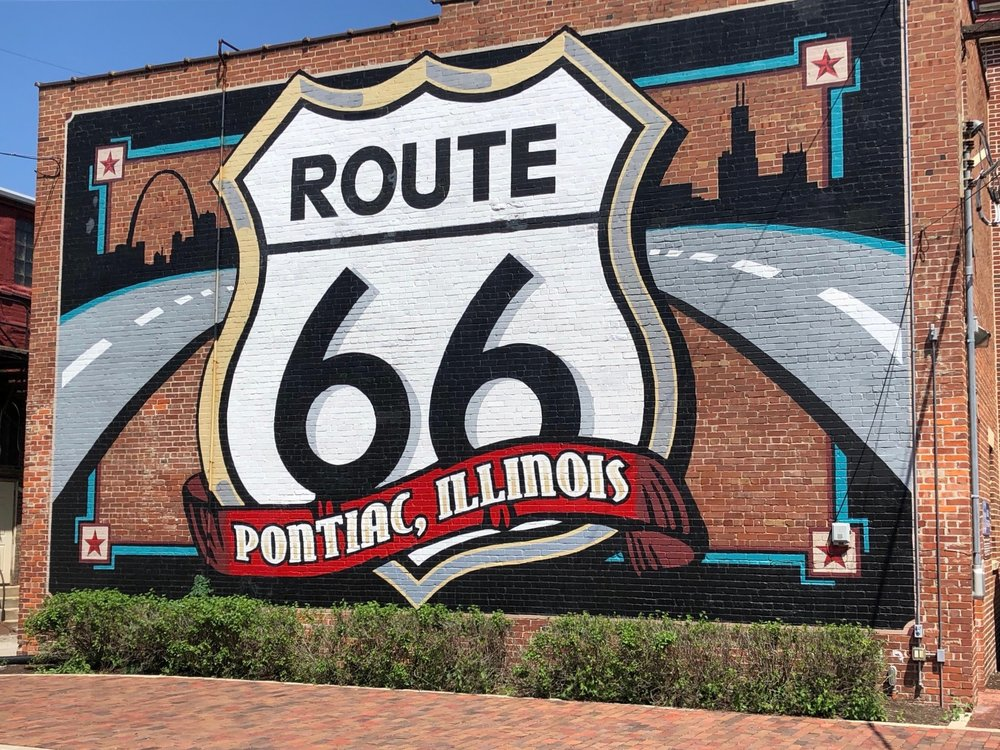 The state is getting a seven-year head start on the Route 66 centennial with the formation of a new commission to celebrate the 100th anniversary. (One Illinois/Ted Cox)