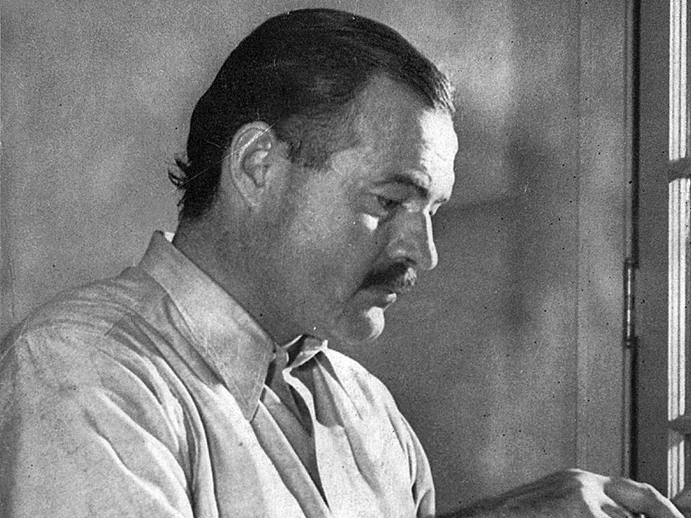 "Oak Park native Ernest Hemingway helped get Illinois into third place when he won the Pulitzer for fiction in 1953 for ""The Old Man and the Sea."""
