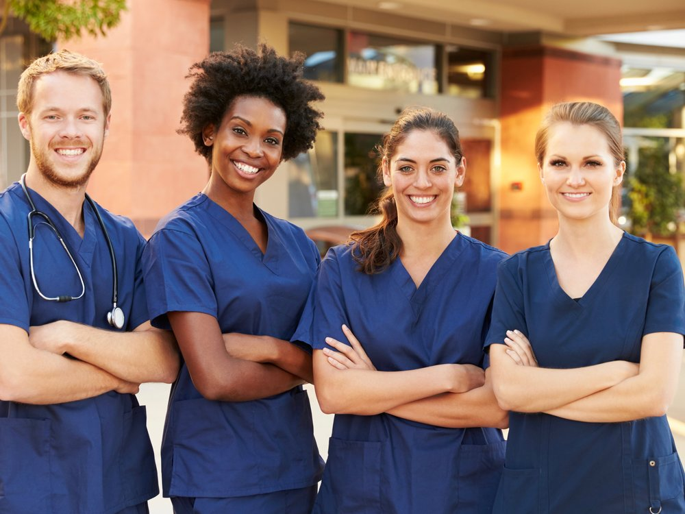Illinois is going to need to add 19,000 nurses over the next decade to deal with the aging Baby Boom generation. (Shutterstock)