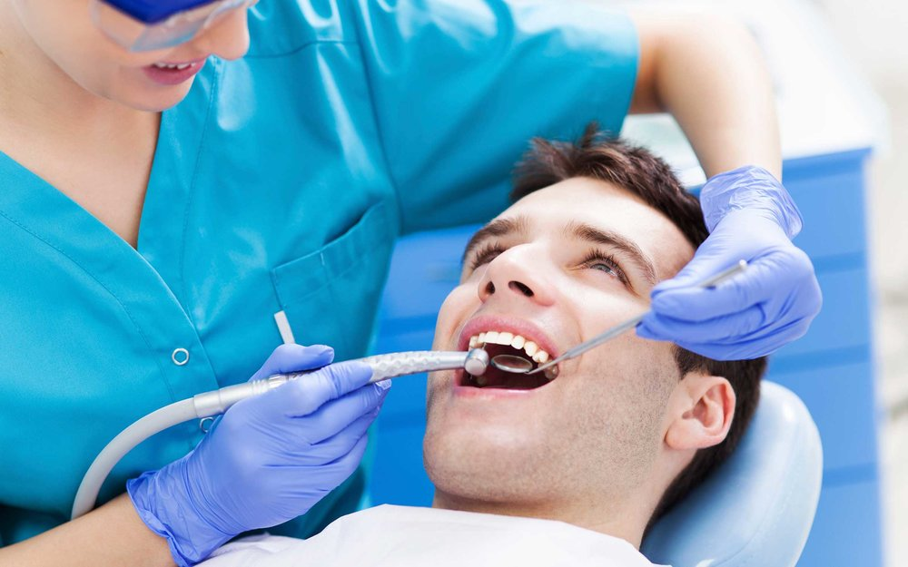Teeth Cleaning & Preventative Care