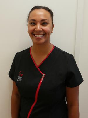 Lindsay - Receptionist/Dental Assistant