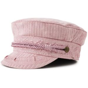 5424be7b1a4 BRIXTON ALBANY CAP (LILAC CORD) — CULT HARPER
