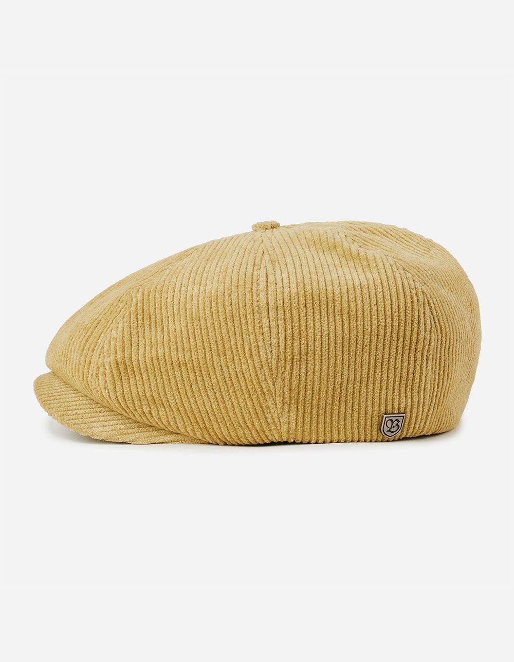 17931592b46 BRIXTON BROOD SNAP CAP (MUSTARD CORD) — CULT HARPER
