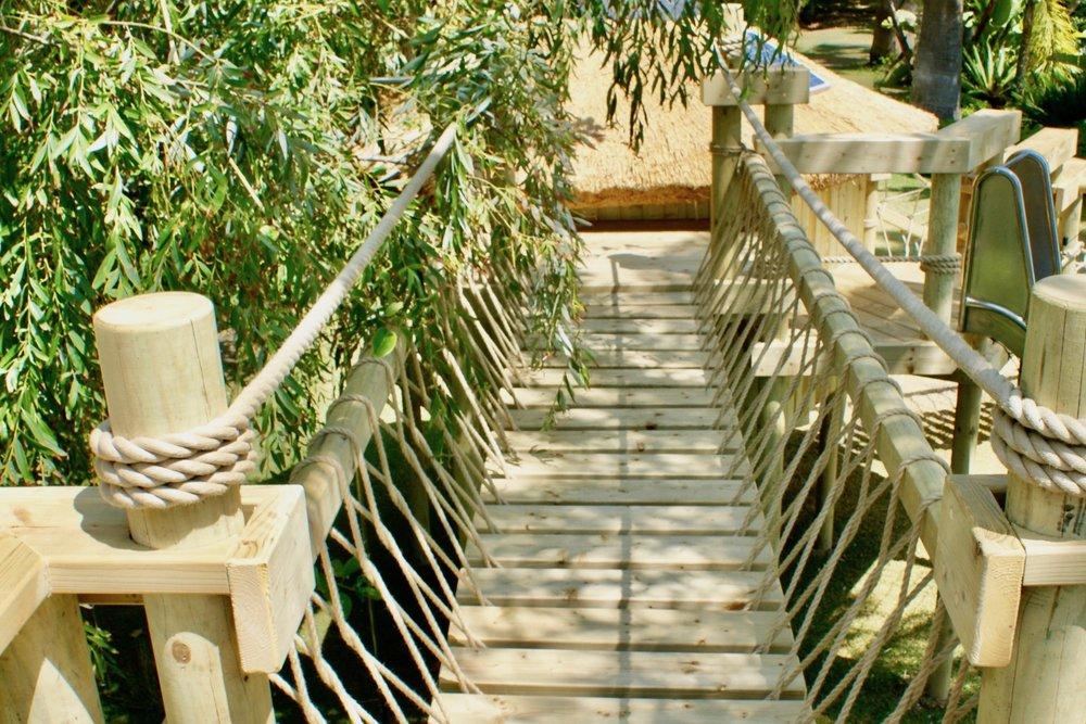 Rope Bridge walkway