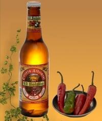 Chilli pepper beer (  El Bolsón Picante