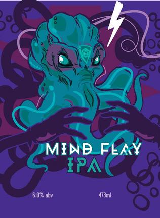 Mind Flay - IPA, 6.0% abv