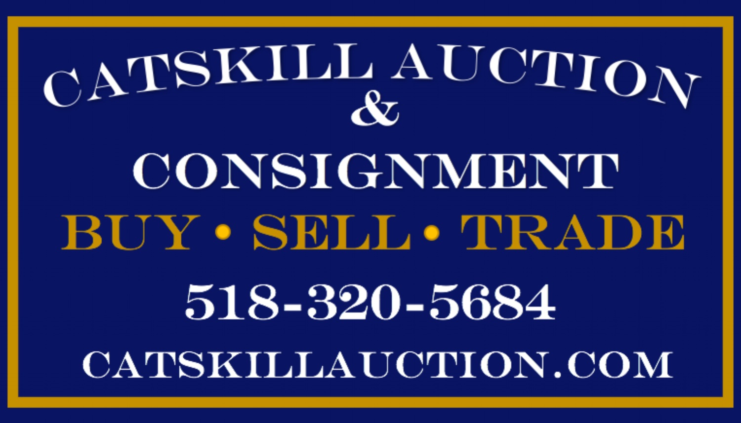 Catskill Auction